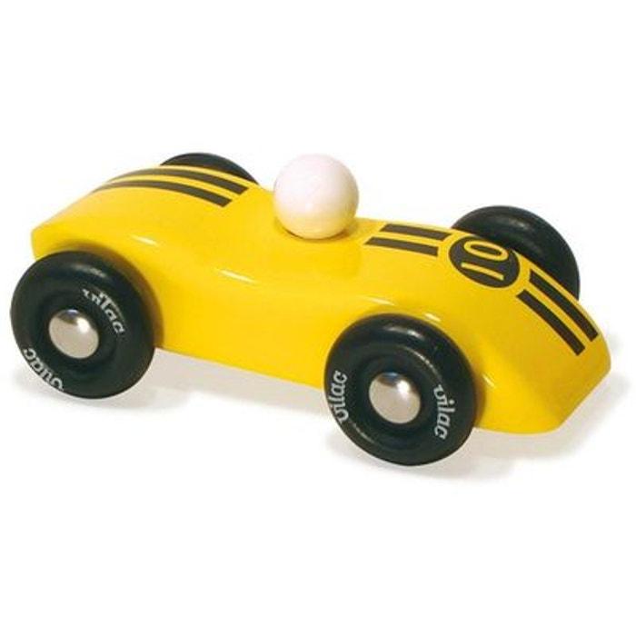 Voiture barquette le mans jaune vilac la redoute - Garage le mans voiture occasion ...