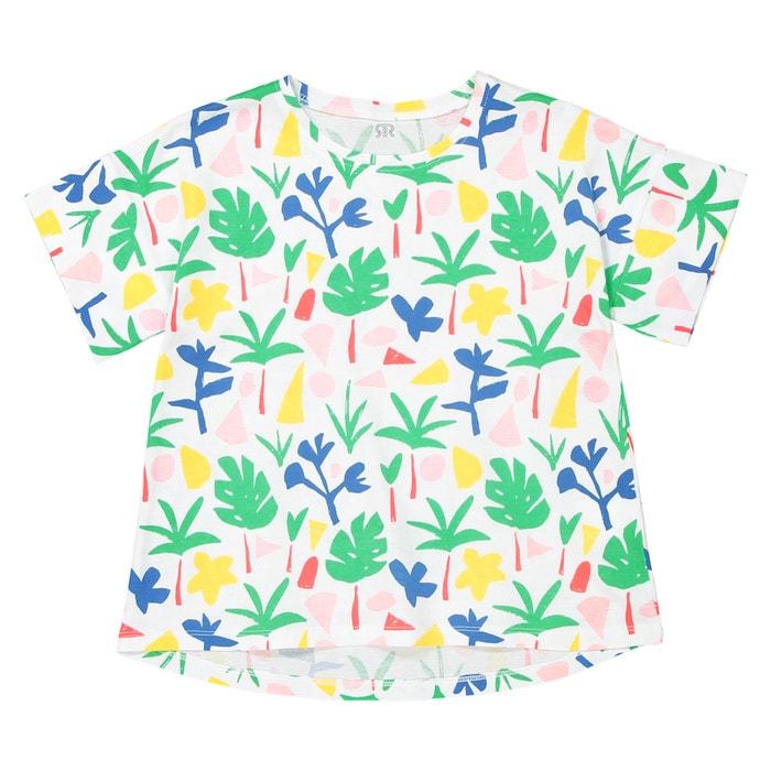 T-Shirt, bedruckt, 3-12 Jahre  La Redoute Collections image 0