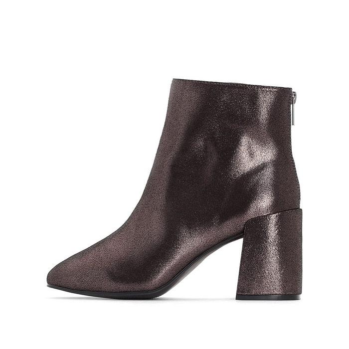 Redoute La Boots Gris Plomb Collections Irisées qxZI4wp