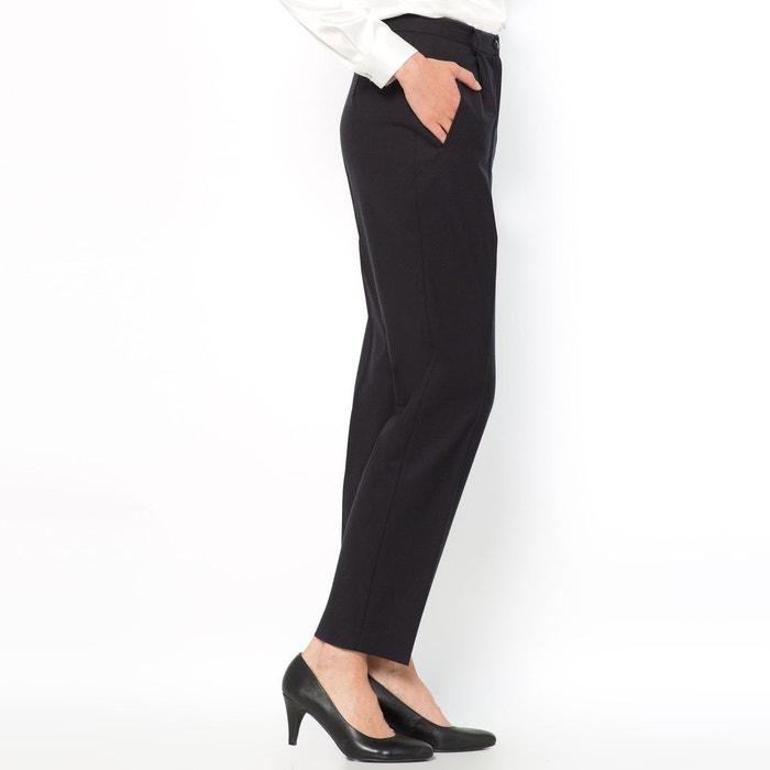 Pantalon, bi-extensible 96% laine, entrej. 70 cm ANNE WEYBURN