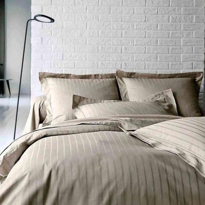 housse de couette divine chanvre chanvre blanc des vosges la redoute. Black Bedroom Furniture Sets. Home Design Ideas