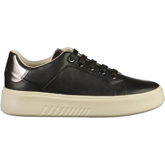 braderie Sneaker noir Geox En France La Vente En Ligne Mastercard En Ligne 6Ux3r2yid