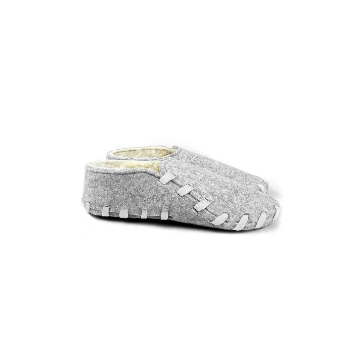 Chaussons lasso lainé adulte  Lasso Shoes  La Redoute
