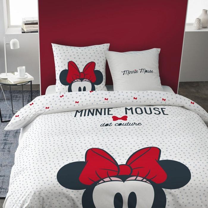 Parure de lit Disney Minnie - Housse de couette
