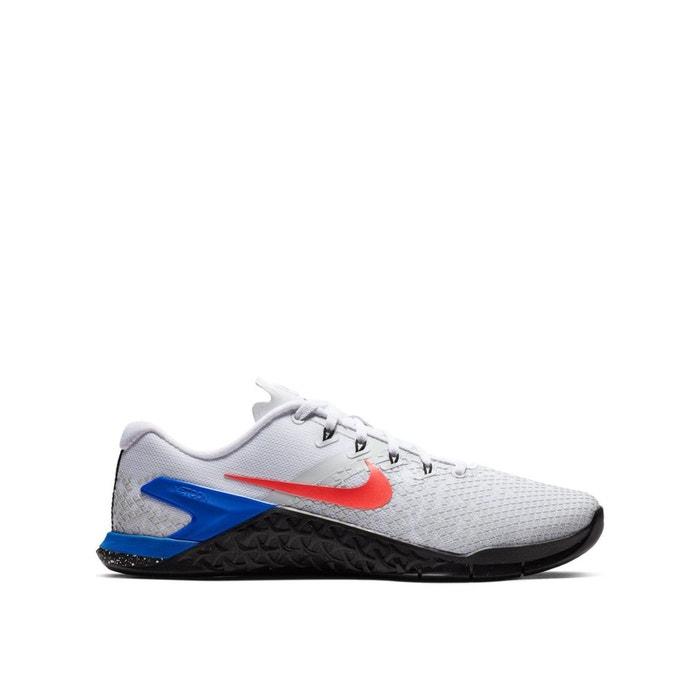 reputable site e22a7 068b5 Baskets training metcon 4 xd blanc Nike   La Redoute