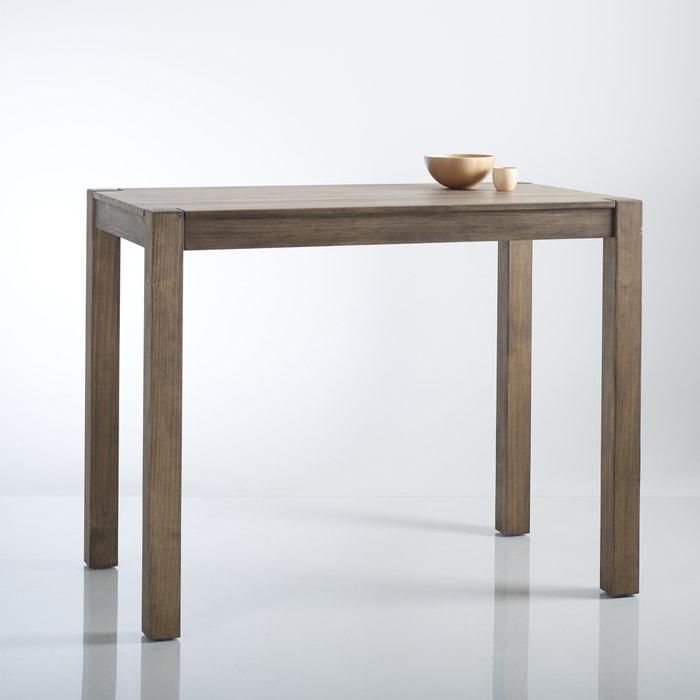 table haute bar 4 couverts lunja la redoute interieurs. Black Bedroom Furniture Sets. Home Design Ideas