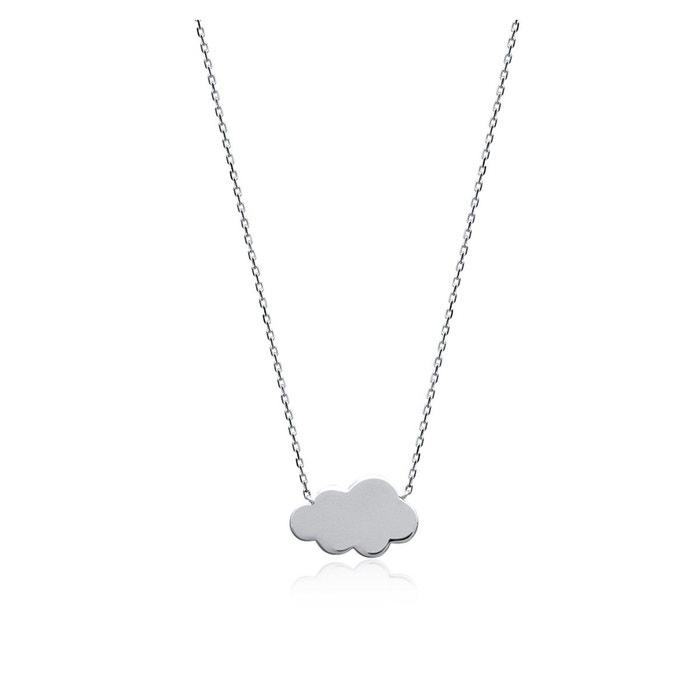 Moins Cher À Vendre Magasin De Vente Collier nuage argent 925/000 argent Lucette Bijoux | La Redoute rqU3R