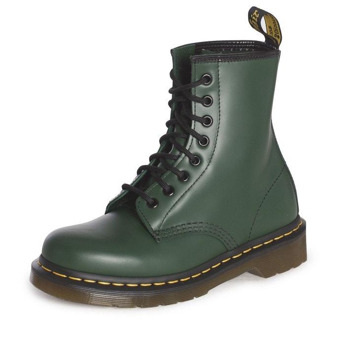 Chaussures Dr. Martens vertes unisexe 6CxjdLw