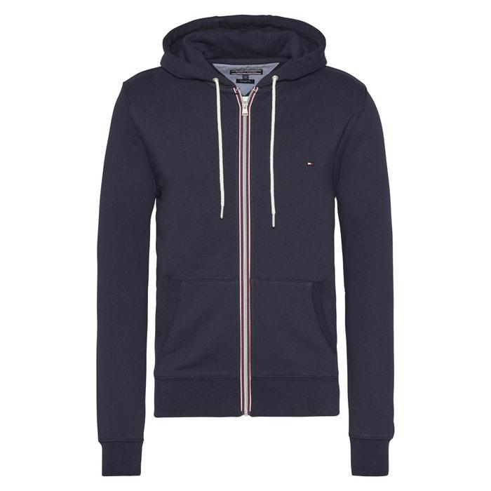 4b9483c3 Zip-up hoodie Tommy Hilfiger | La Redoute