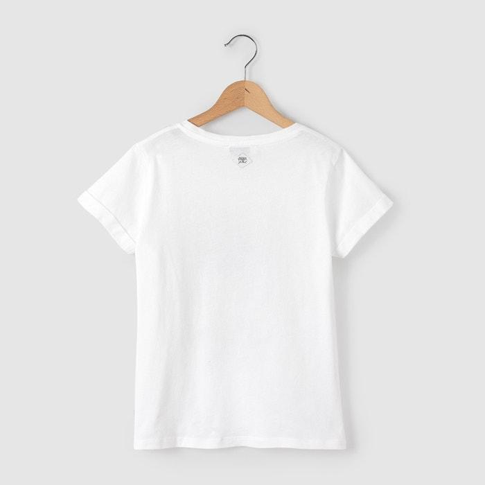 afbeelding T-shirt met bloemenprint LE TEMPS DES CERISES
