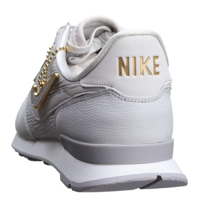 Basket w internationalist prm gris Nike