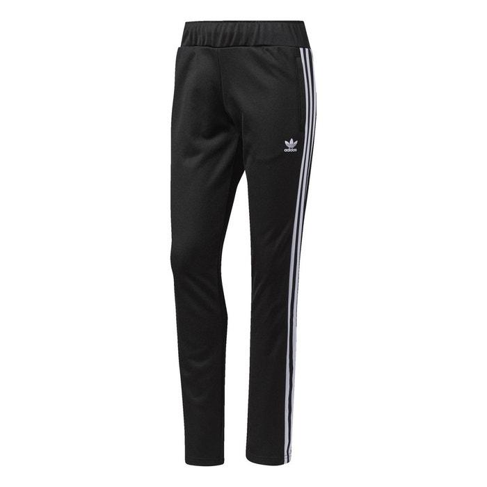 Pantalon de survêtement europa noir Adidas Originals   La Redoute 5f513688eab5