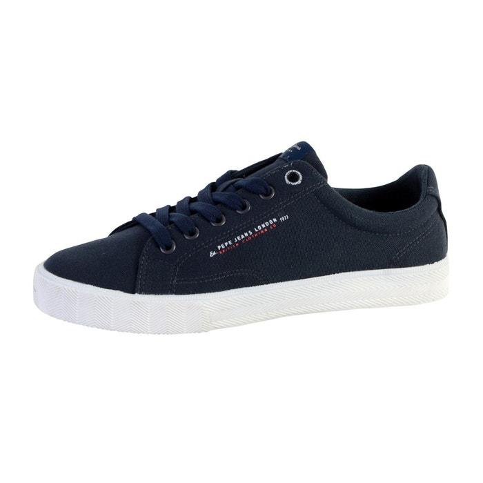 Basket new north basic bleu Pepe Jeans