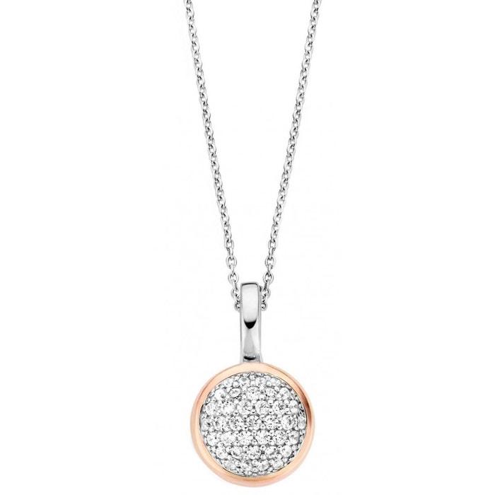 Collier et pendentif femme 6720zr rose Ti Sento | La Redoute Meilleur Gros Pas Cher En Ligne L1Vvzgp
