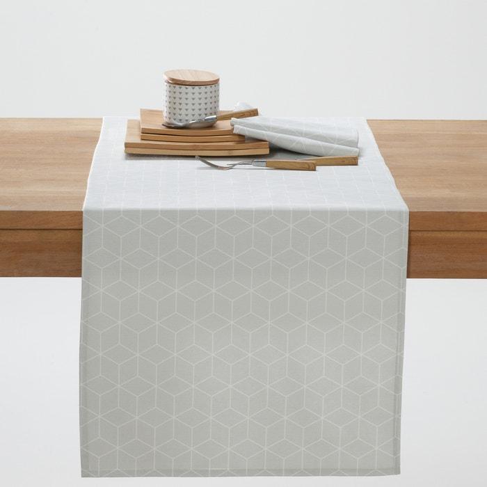 Caminho de mesa, Diamond  La Redoute Interieurs image 0