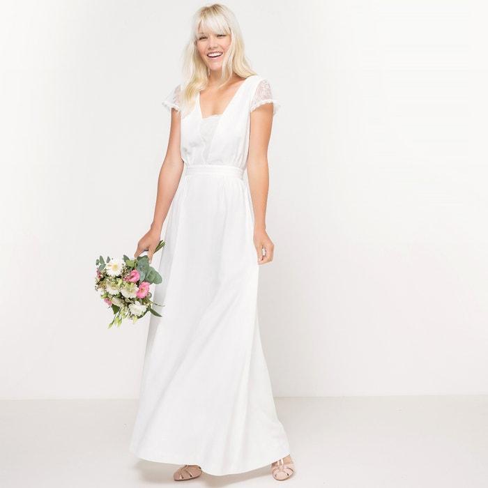 Wedding Dresses For Over 50 Uk: Long Wedding Dress , Ivory, Mademoiselle R