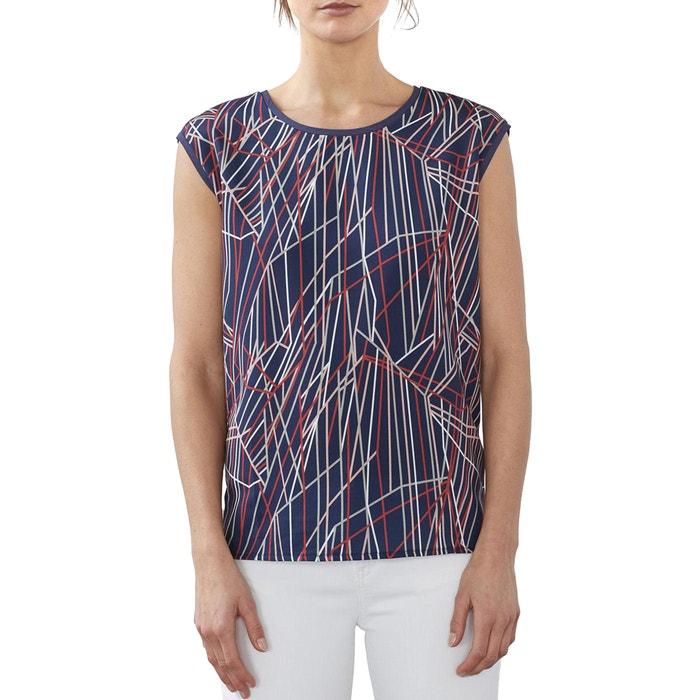 afbeelding Bedrukt T-shirt zonder mouwen ESPRIT