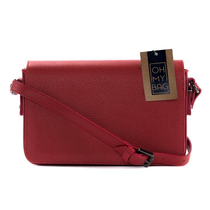 5938f6ef47 Sac à main en cuir vogue Oh My Bag | La Redoute