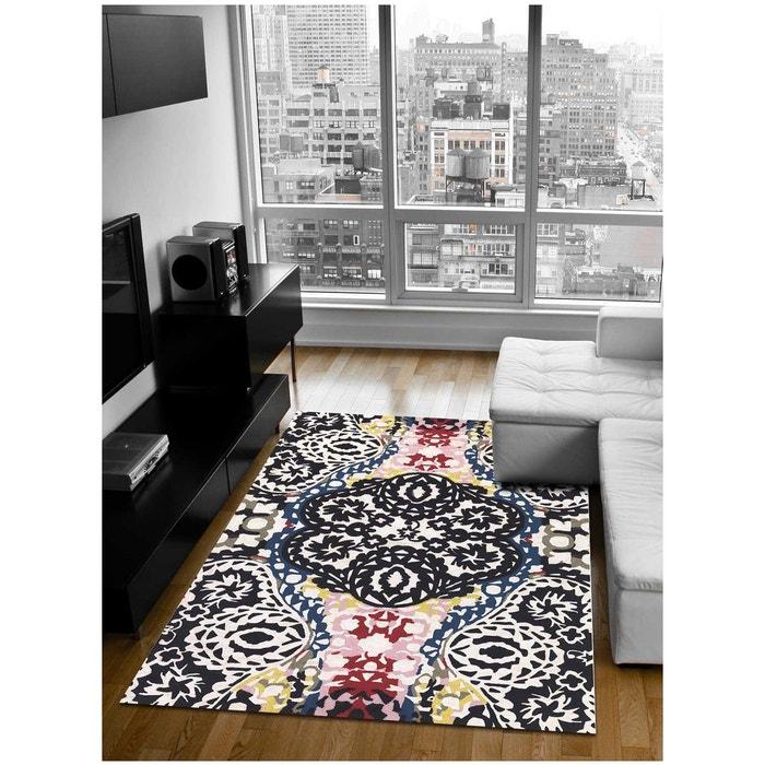 tapis de salon moderne design souk viscose multicolore christian lacroix la redoute. Black Bedroom Furniture Sets. Home Design Ideas