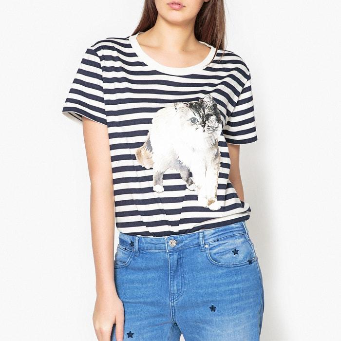 T-Shirt TIMTOM, lange Schnittform  PAUL AND JOE SISTER image 0