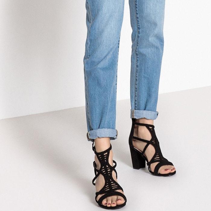 Sandales cage Mademoiselle R