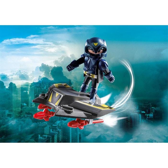 Playmobil 9086 figurines chevalier du ciel avec planeur couleur unique play - La redoute playmobil ...
