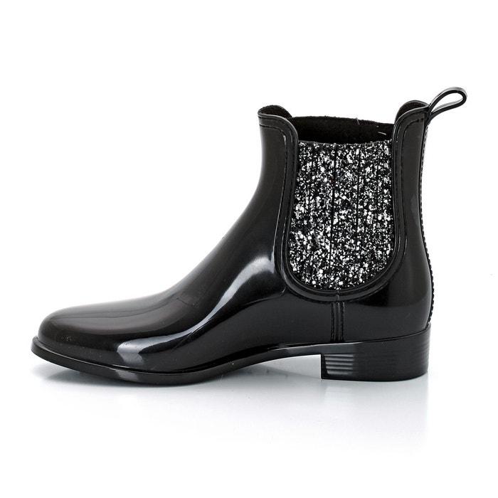 Boots de pluie Sardenha - LEMON JELLY - NoirLemon Jelly d6wfmR