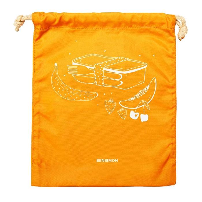 Housse en tissu lunch box Bensimon   La Redoute