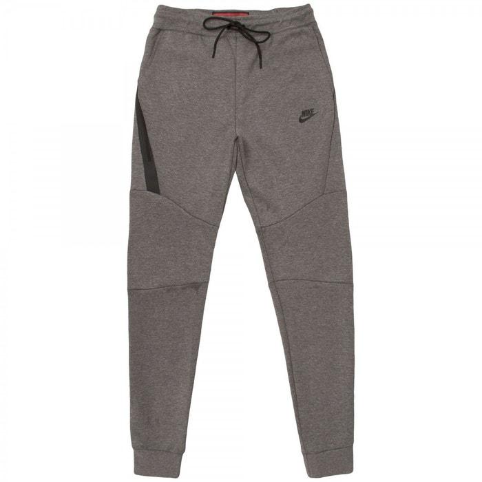 Pantalon de survêtement tech fleece gris Nike  3e5b1cd519d