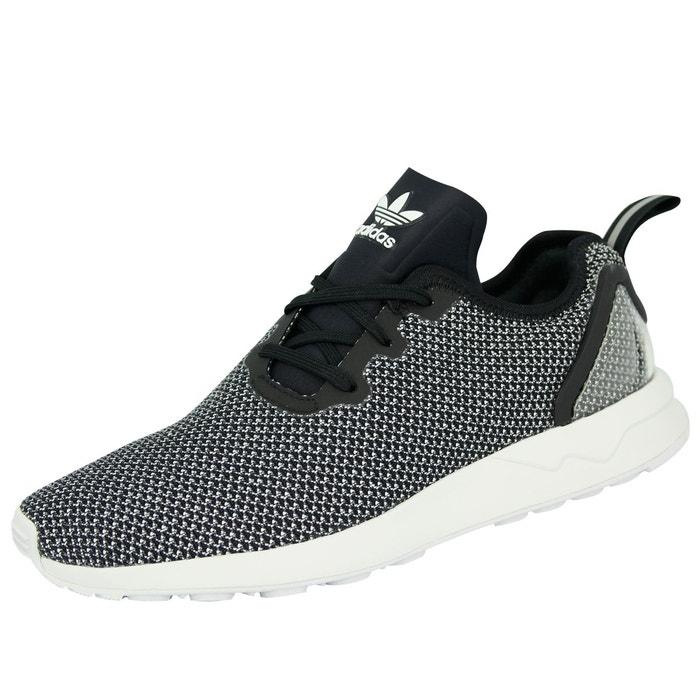 mieux aimé f00af 39c76 Adidas Originals ZX FLUX ADV ASYM Chaussures Mode Sneakers Homme Gris