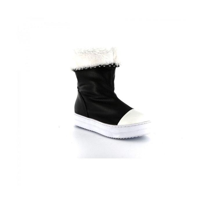 Cote abby Boots D'azur Cassis Redoute La fourrées noir IvR7q
