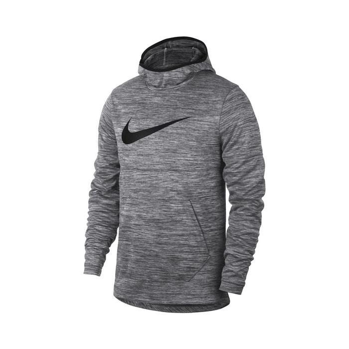 Sweat à capuche nike spotlight gris gris Nike   La Redoute b16f75012204