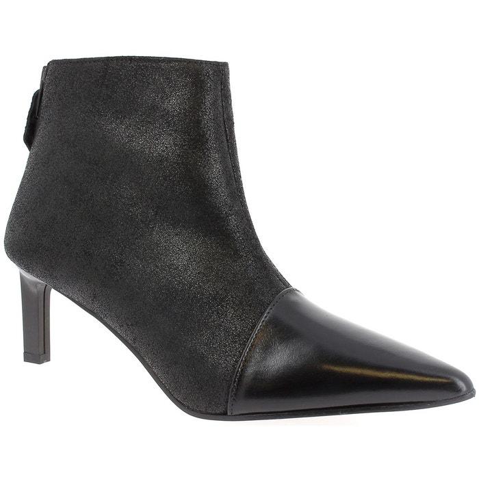 Elizabeth Stuart RHONDY 731 NOIR/NOIR - Chaussures Bottine Femme