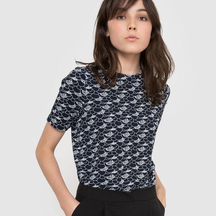 T-shirt imprimé fantaisie R Edition