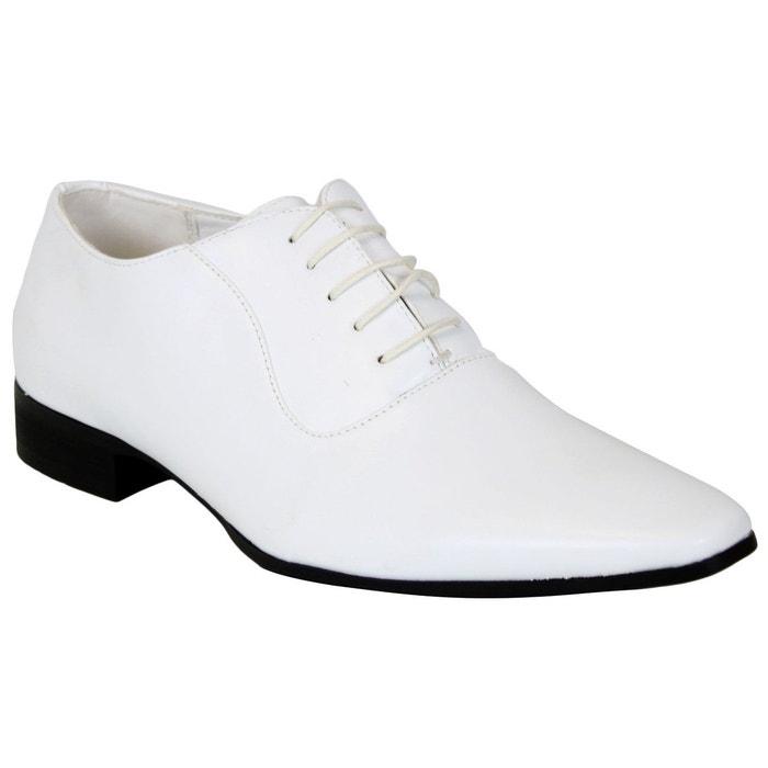 Chaussures elo553 blanc kebello la redoute - La redoute soldes blanc ...