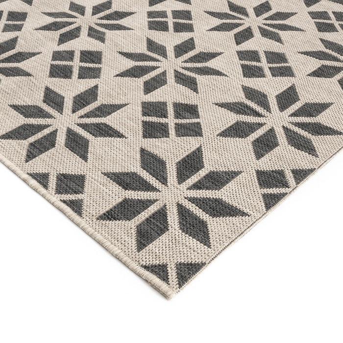 tapis tiss plat carreaux de ciment iswik la redoute interieurs la redoute. Black Bedroom Furniture Sets. Home Design Ideas