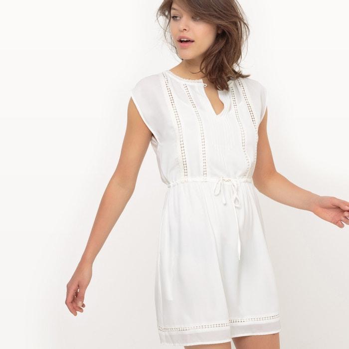 Image Short Sleeveless Dress PEPE JEANS