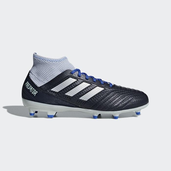 sports shoes 903d7 69201 Chaussure predator 18.3 terrain souple bleu Adidas Performance   La Redoute