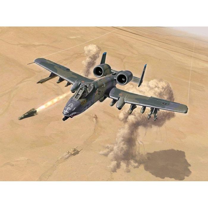 Maquette avion : A-10A/C Thunderbolt II
