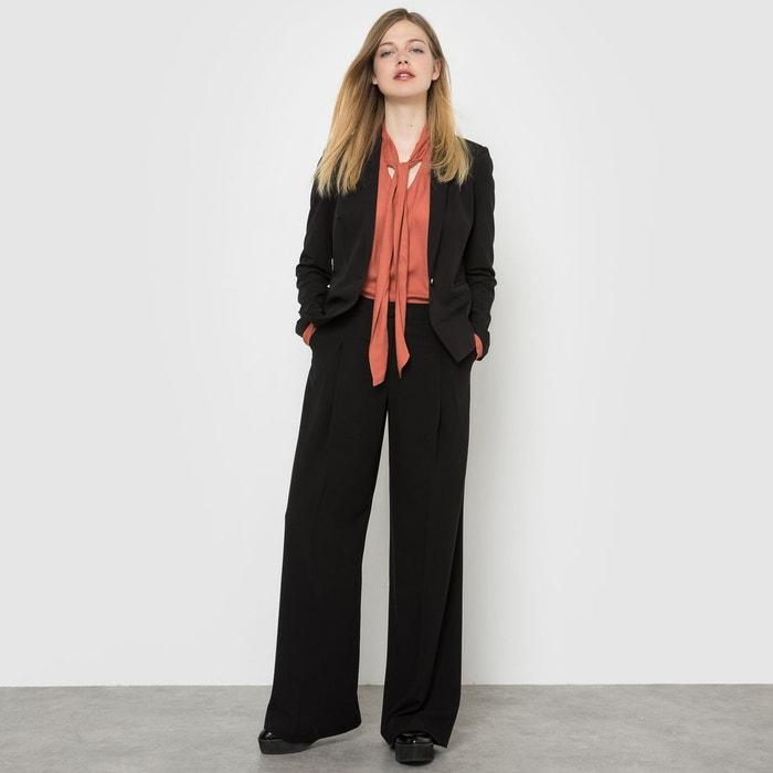 Veste tailleur cintrée en polyester  La Redoute Collections image 0