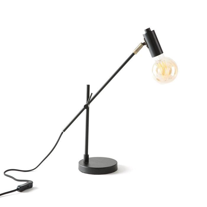 Redoute Interieurs Lampe La À Rosi Nvm80wn Noir Poser vNnm0Py8Ow