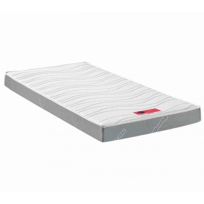 matelas mousse dunlopillo dpack 14 cm ferme blanc dunlopillo la redoute. Black Bedroom Furniture Sets. Home Design Ideas