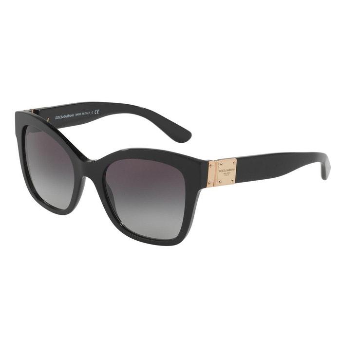 Lunettes de soleil dg4309 noir Dolce Gabbana | La Redoute Large Éventail De Footlocker À Vendre Finishline Qvhu68d