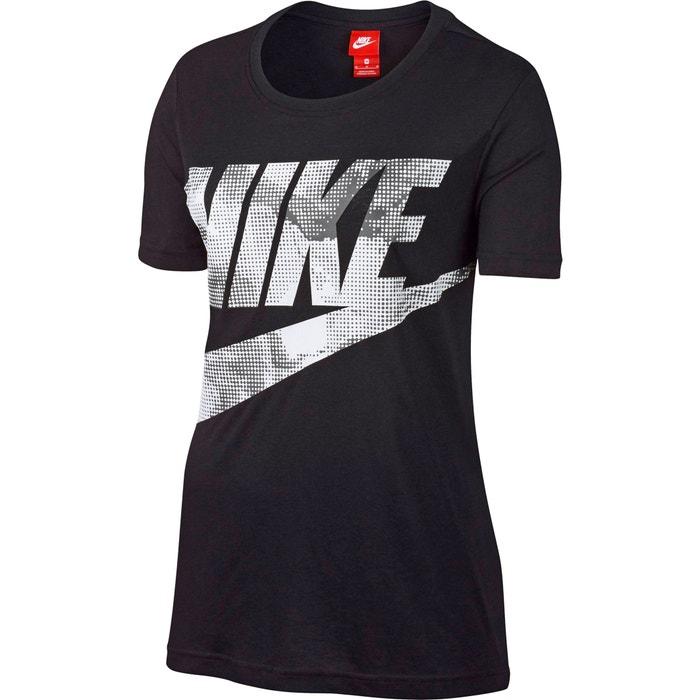 Image Crew Neck T-Shirt NIKE