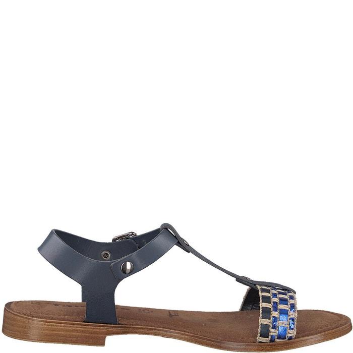 Sandales cuir sera Tamaris