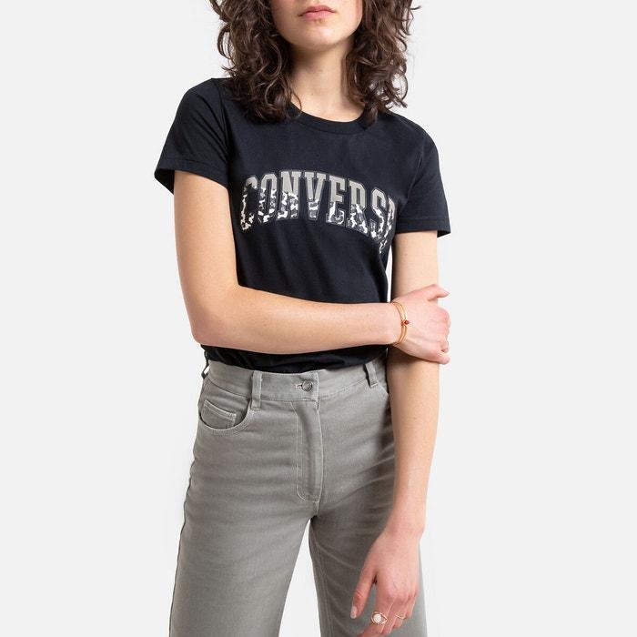 t shirt converse fille