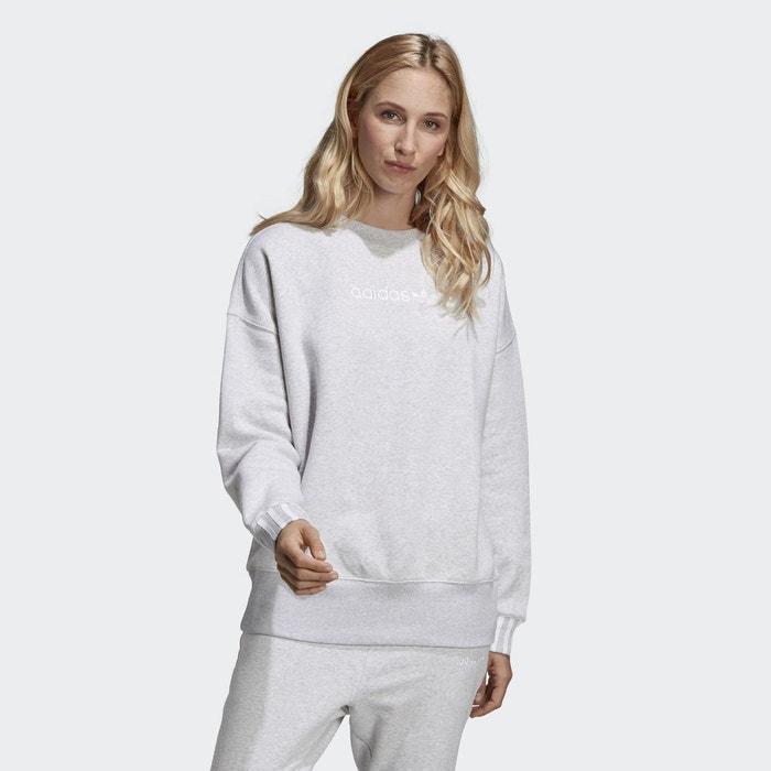 Sweat-shirt coeeze gris Adidas Originals  3aa9f297c64