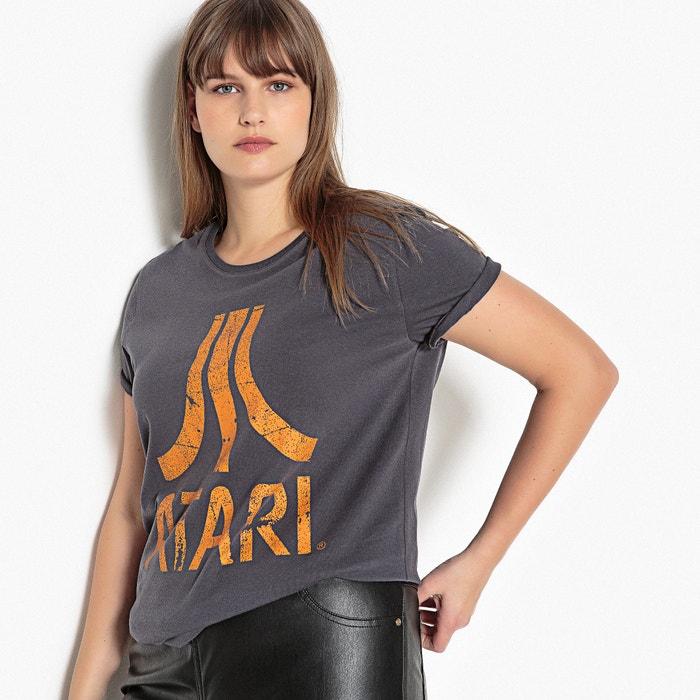 T-shirt con scollo rotondo, maniche corte  ATARI image 0