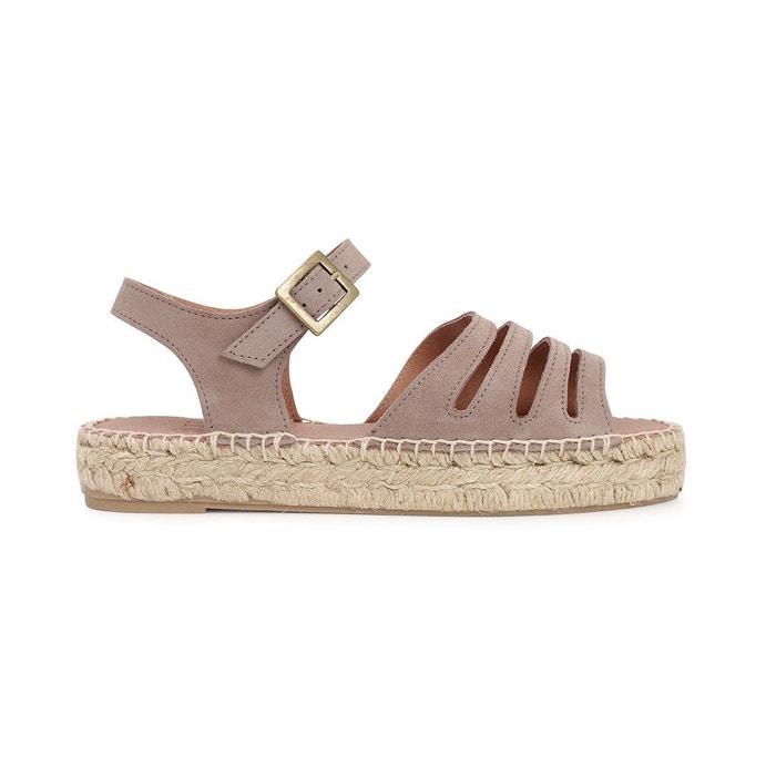 Sandale atenea gris Polka Shoes Vente Pas Cher Large Gamme De Sortie D'usine À Vendre Dernières Collections En Ligne Fourniture Gratuite D'expédition oaKEoQ
