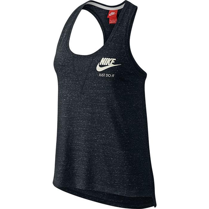 Imagen de Camiseta sin mangas con espalda nadador NIKE, Gym Vintage Tank NIKE